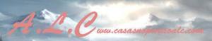 Casas no Paraiso ALC Logo